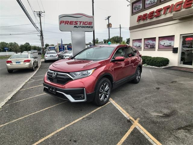 Used Honda Cr-v EX 2021   Prestige Auto Cars LLC. New Britain, Connecticut