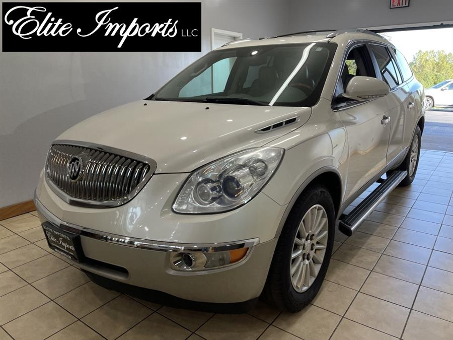 Used Buick Enclave CXL 1 AWD 4dr Crossover w/1XL 2011   Elite Imports LLC. West Chester, Ohio