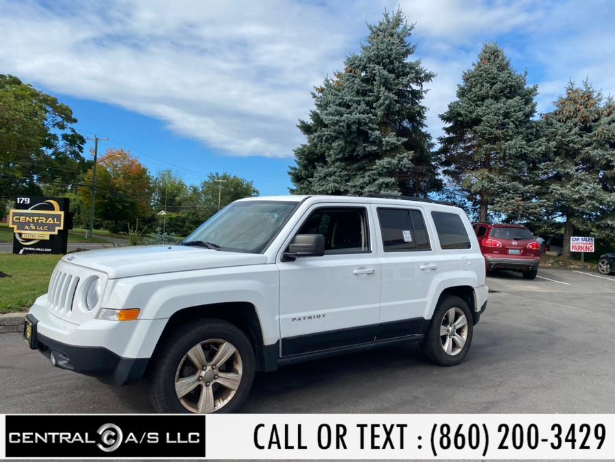Used Jeep Patriot 4WD 4dr Sport 2012 | Central A/S LLC. East Windsor, Connecticut
