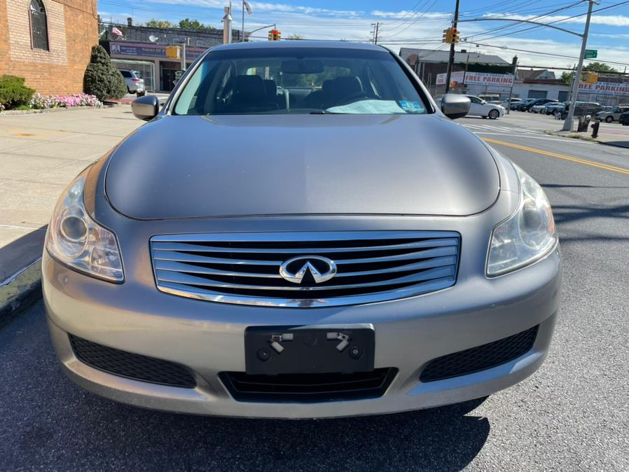 2009 INFINITI G37 Sedan 4dr x AWD, available for sale in Brooklyn, NY
