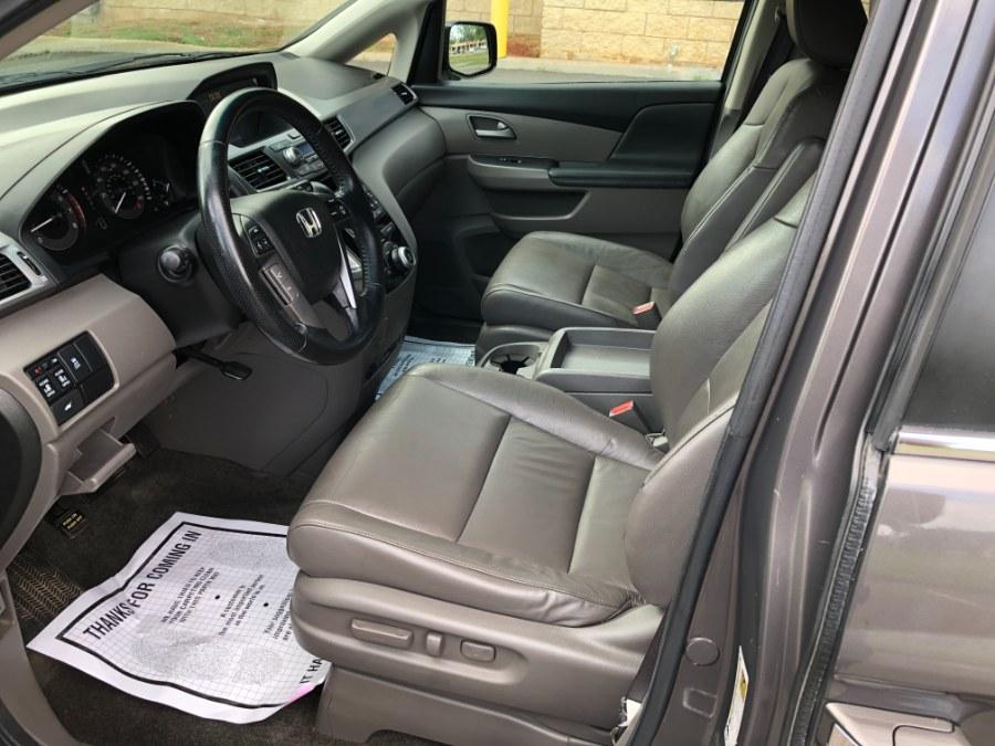 Used Honda Odyssey 5dr EX-L 2012 | Ledyard Auto Sale LLC. Hartford , Connecticut
