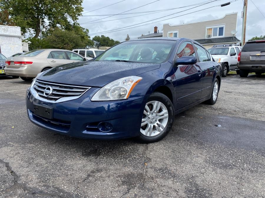 Used 2012 Nissan Altima in Springfield, Massachusetts   Absolute Motors Inc. Springfield, Massachusetts