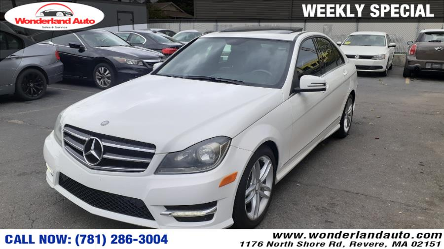 Used 2014 Mercedes-Benz C-Class in Revere, Massachusetts | Wonderland Auto. Revere, Massachusetts