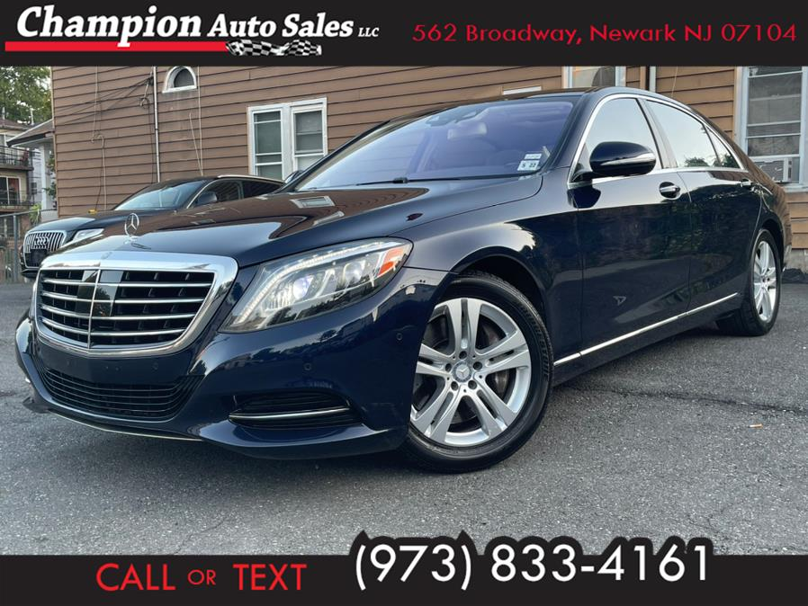Used Mercedes-Benz S-Class S 550 4MATIC Sedan 2017   Champion Used Auto Sales 2. Newark , New Jersey