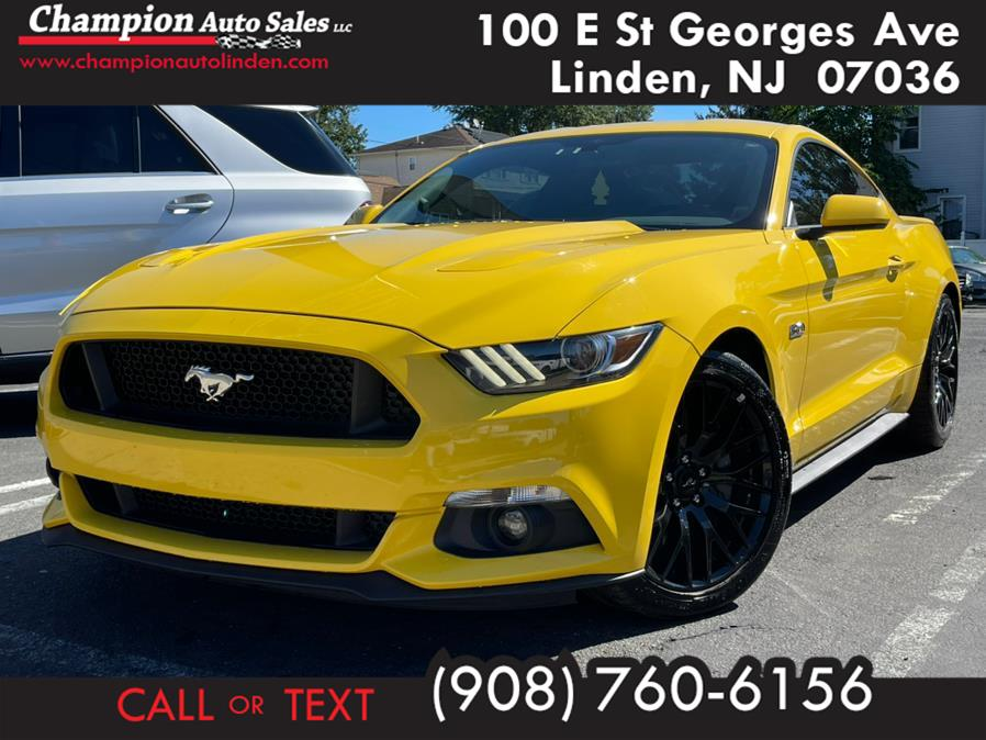 Used 2017 Ford Mustang in Linden, New Jersey | Champion Used Auto Sales. Linden, New Jersey