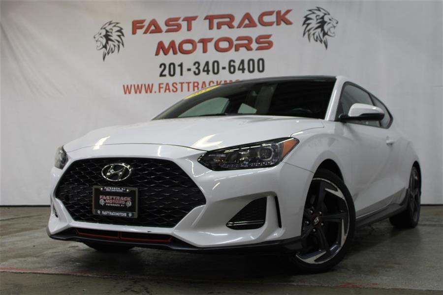 Used Hyundai Veloster TURBO 2019   Fast Track Motors. Paterson, New Jersey
