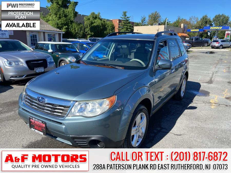 Used 2009 Subaru Forester in East Rutherford, New Jersey | A&F Motors LLC. East Rutherford, New Jersey