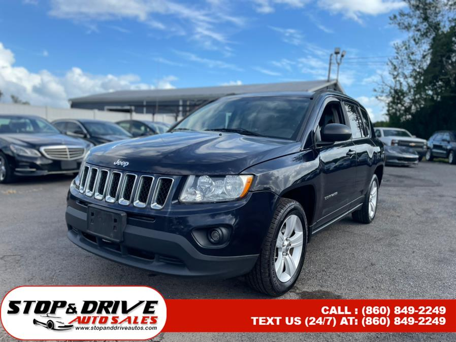 Used 2011 Jeep Compass in East Windsor, Connecticut | Stop & Drive Auto Sales. East Windsor, Connecticut