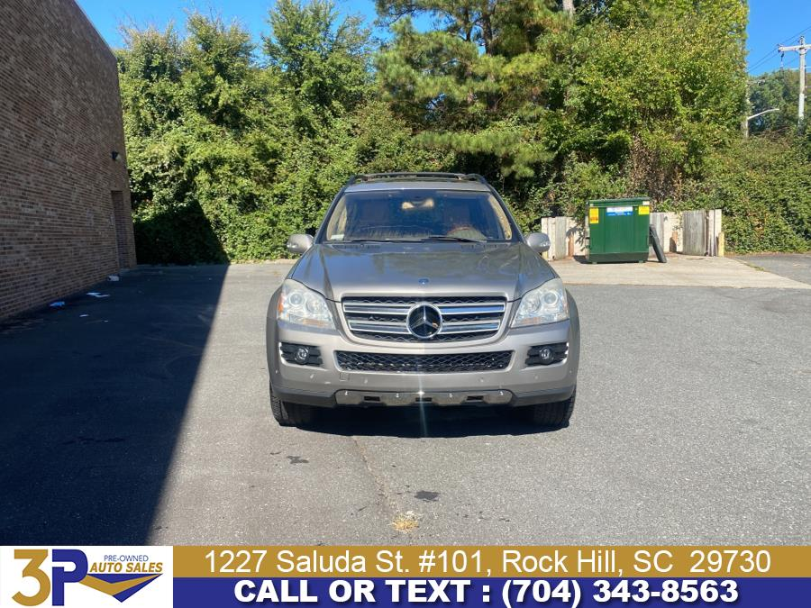 Used Mercedes-Benz GL-Class 4MATIC 4dr 4.7L 2007   3 Points Auto Sales. Rock Hill, South Carolina
