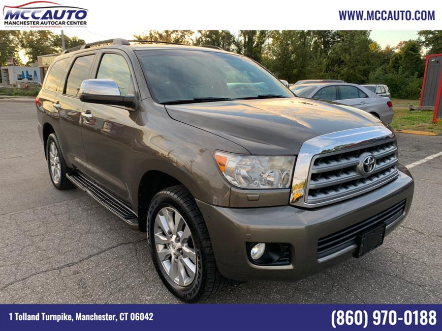Used 2010 Toyota Sequoia in Manchester, Connecticut | Manchester Autocar Center. Manchester, Connecticut
