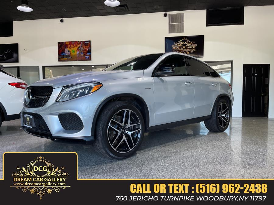 Used Mercedes-Benz GLE AMG GLE 43 4MATIC Coupe 2018   Dream Car Gallery. Woodbury, New York