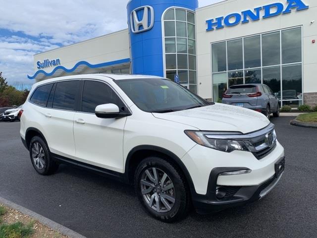 Used Honda Pilot EX-L 2019   Sullivan Automotive Group. Avon, Connecticut