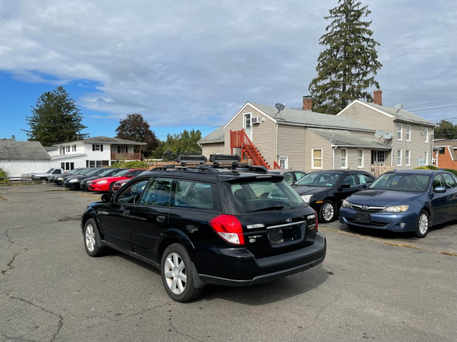Used Subaru Outback 4dr H4 Auto 2.5i Special Edtn 2009 | CT Car Co LLC. East Windsor, Connecticut
