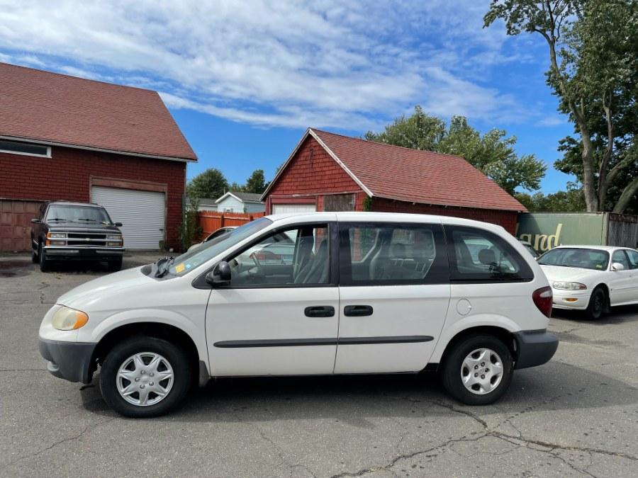 "Used Dodge Caravan 4dr SE 113"" WB 2002   CT Car Co LLC. East Windsor, Connecticut"
