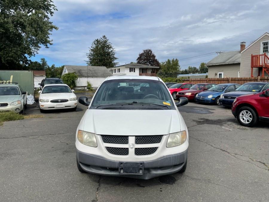 Used 2002 Dodge Caravan in East Windsor, Connecticut | CT Car Co LLC. East Windsor, Connecticut