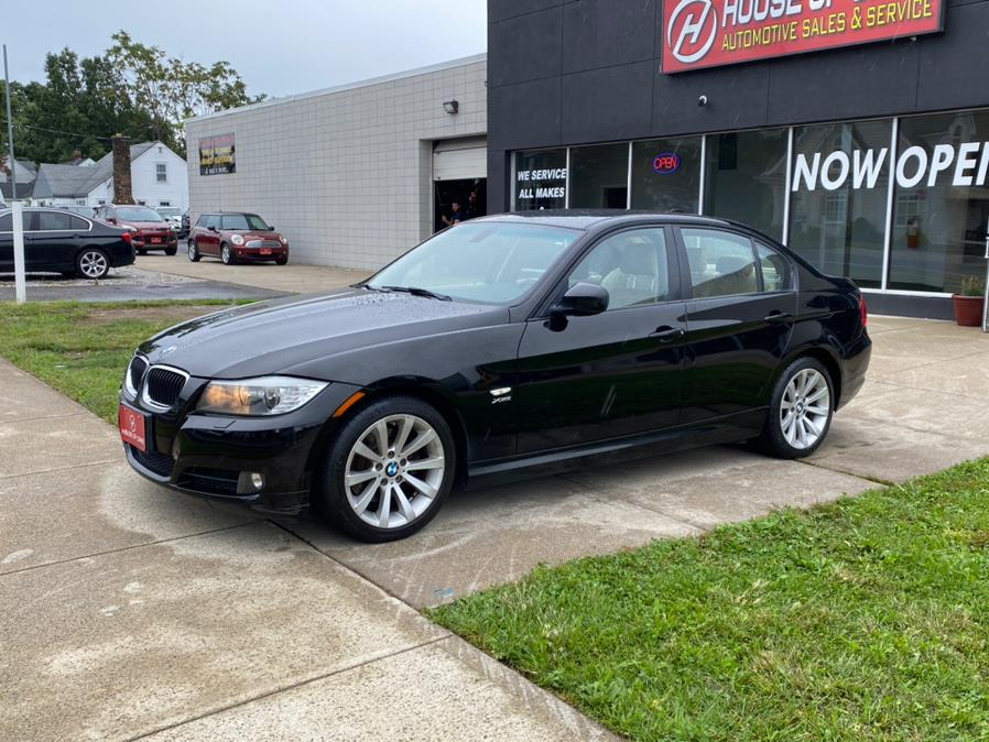 Used BMW 3 Series 4dr Sdn 328i xDrive AWD SULEV 2011 | House of Cars CT. Meriden, Connecticut