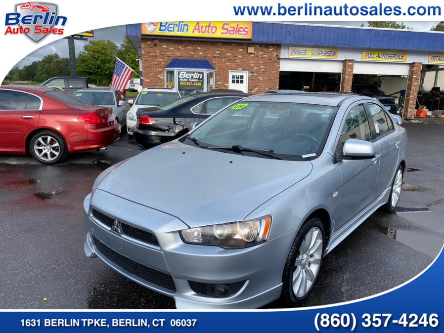 Used 2009 Mitsubishi Lancer in Berlin, Connecticut | Berlin Auto Sales LLC. Berlin, Connecticut