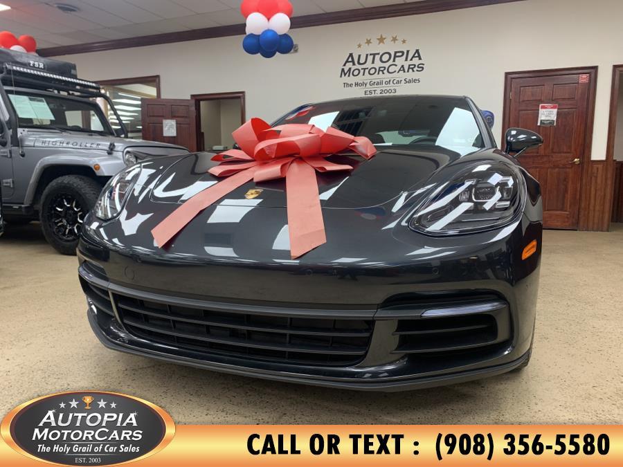 Used 2018 Porsche Panamera in Union, New Jersey | Autopia Motorcars Inc. Union, New Jersey