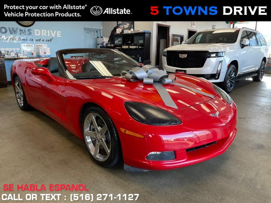 Used Chevrolet Corvette 2dr Conv 2007 | 5 Towns Drive. Inwood, New York
