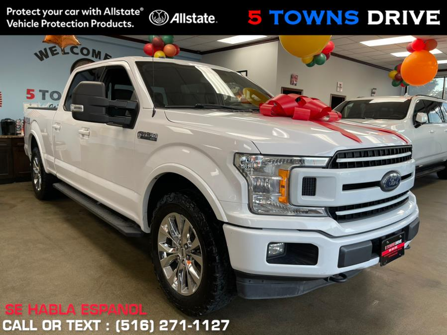 Used Ford F-150 XLT 4WD SuperCrew 6.5'' Box 2018 | 5 Towns Drive. Inwood, New York