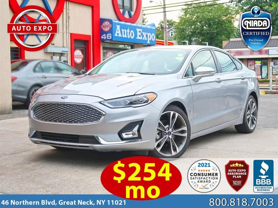 Used 2019 Ford Fusion in Great Neck, New York | Auto Expo Ent Inc.. Great Neck, New York