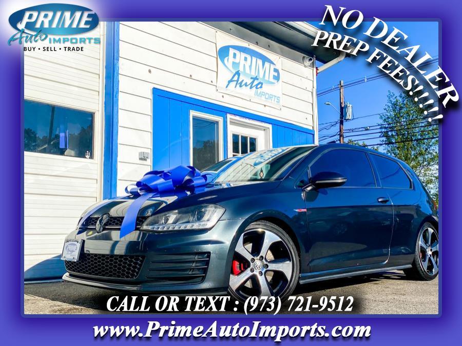 Used 2015 Volkswagen Golf GTI in Bloomingdale, New Jersey | Prime Auto Imports. Bloomingdale, New Jersey