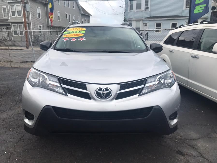 Used Toyota RAV4 AWD 4dr LE (Natl) 2015 | Affordable Motors Inc. Bridgeport, Connecticut