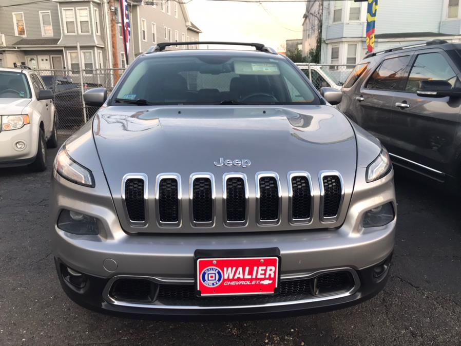Used Jeep Cherokee 4WD 4dr Limited 2014 | Affordable Motors Inc. Bridgeport, Connecticut