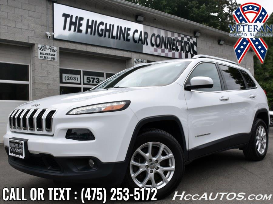 Used Jeep Cherokee 4WD 4dr Latitude 2016 | Highline Car Connection. Waterbury, Connecticut