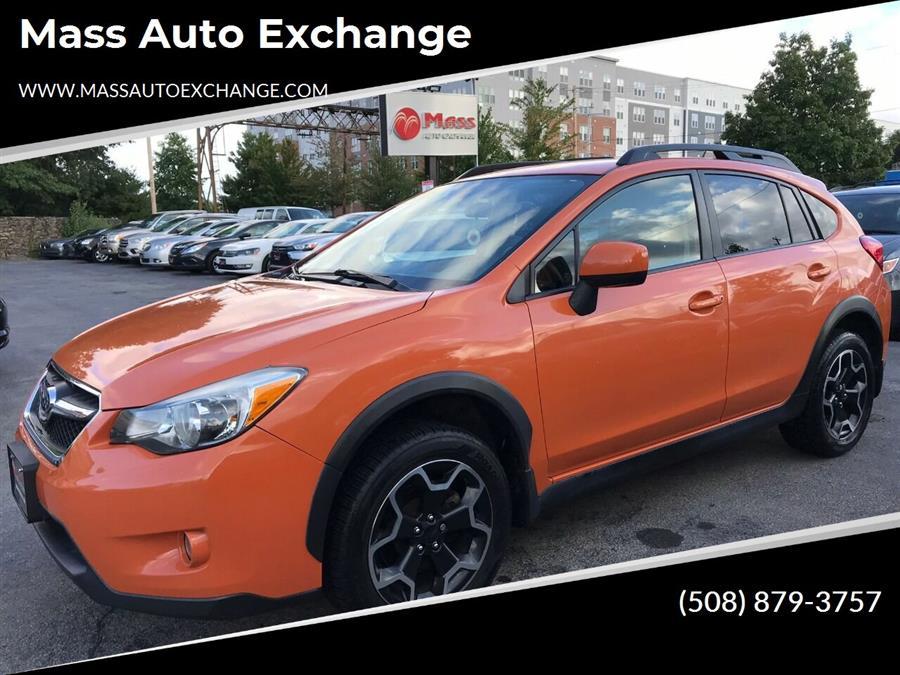 Used Subaru Xv Crosstrek 2.0i Premium AWD 4dr Crossover CVT 2014   Mass Auto Exchange. Framingham, Massachusetts