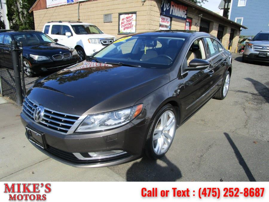 Used 2013 Volkswagen CC in Stratford, Connecticut | Mike's Motors LLC. Stratford, Connecticut