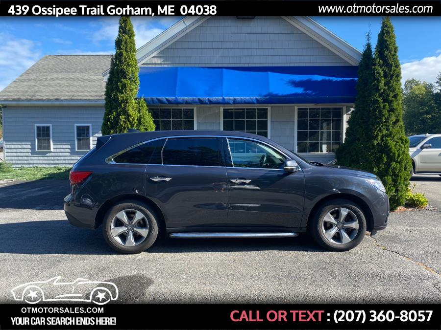 Used Acura MDX SH-AWD 4dr 2014   Ossipee Trail Motor Sales. Gorham, Maine
