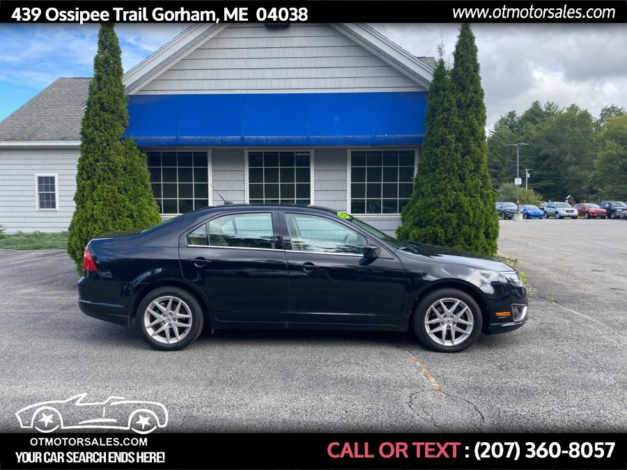 Used Ford Fusion 4dr Sdn SEL FWD 2012   Ossipee Trail Motor Sales. Gorham, Maine