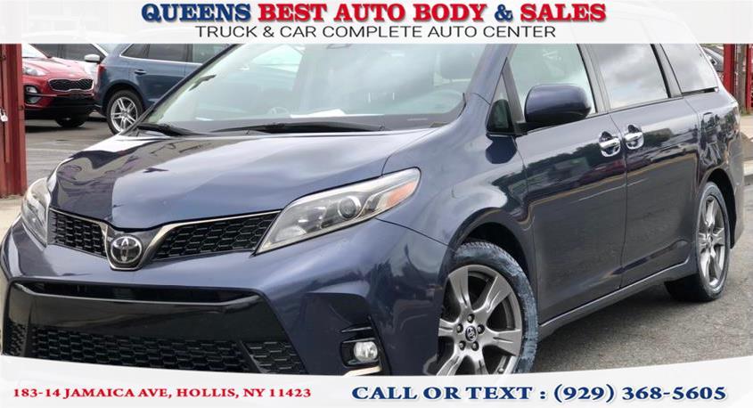 Used 2019 Toyota Sienna in Hollis, New York | Queens Best Auto Body / Sales. Hollis, New York