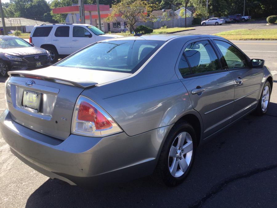 Used Ford Fusion 4dr Sdn I4 SE FWD 2009   L&S Automotive LLC. Plantsville, Connecticut