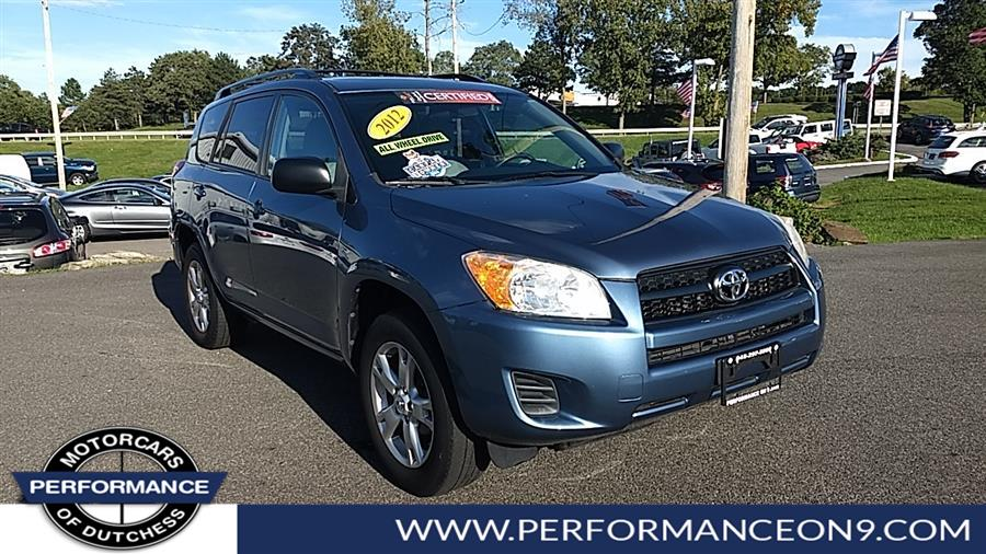 Used 2012 Toyota RAV4 in Wappingers Falls, New York | Performance Motorcars Inc. Wappingers Falls, New York