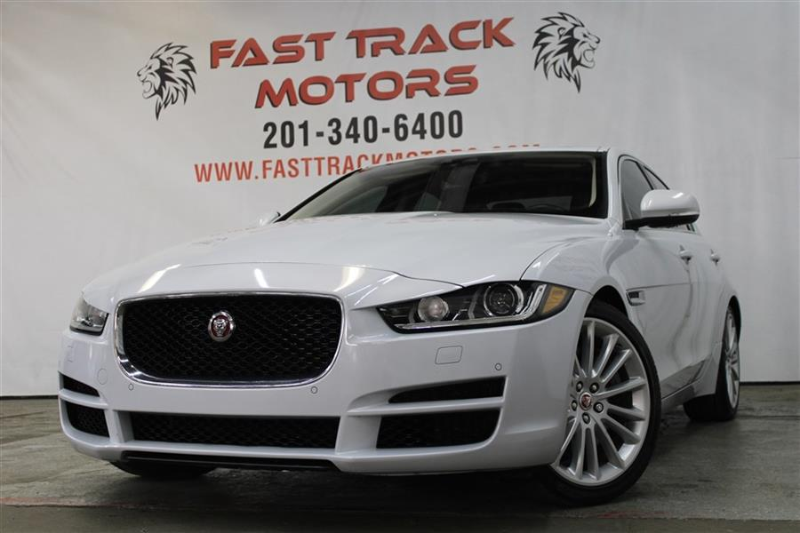 Used Jaguar Xe FIRST EDITION 2017   Fast Track Motors. Paterson, New Jersey
