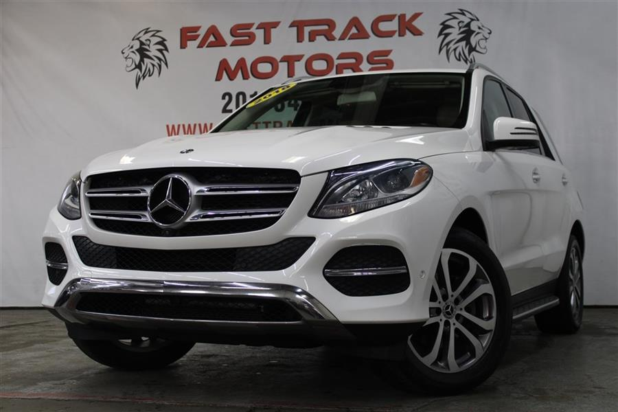 Used Mercedes-benz Gle 350 4MATIC 2018   Fast Track Motors. Paterson, New Jersey