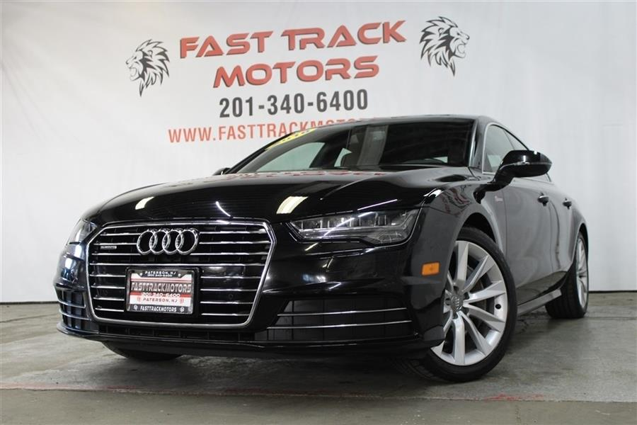 Used Audi A7 PREMIUM PLUS 2016   Fast Track Motors. Paterson, New Jersey