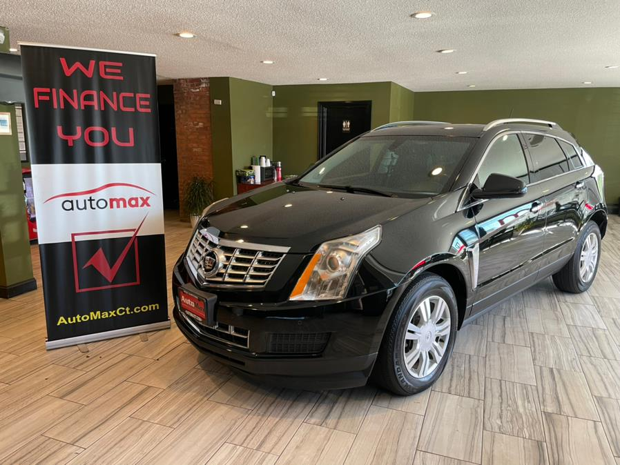 Used Cadillac SRX AWD 4dr Luxury Collection 2016 | AutoMax. West Hartford, Connecticut