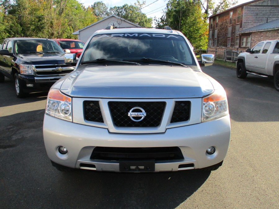 Used Nissan Armada 4WD 4dr Platinum 2010 | Suffield Auto Sales. Suffield, Connecticut