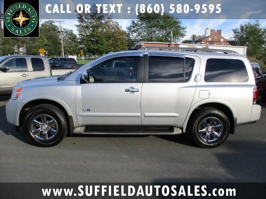 Used 2010 Nissan Armada in Suffield, Connecticut | Suffield Auto Sales. Suffield, Connecticut