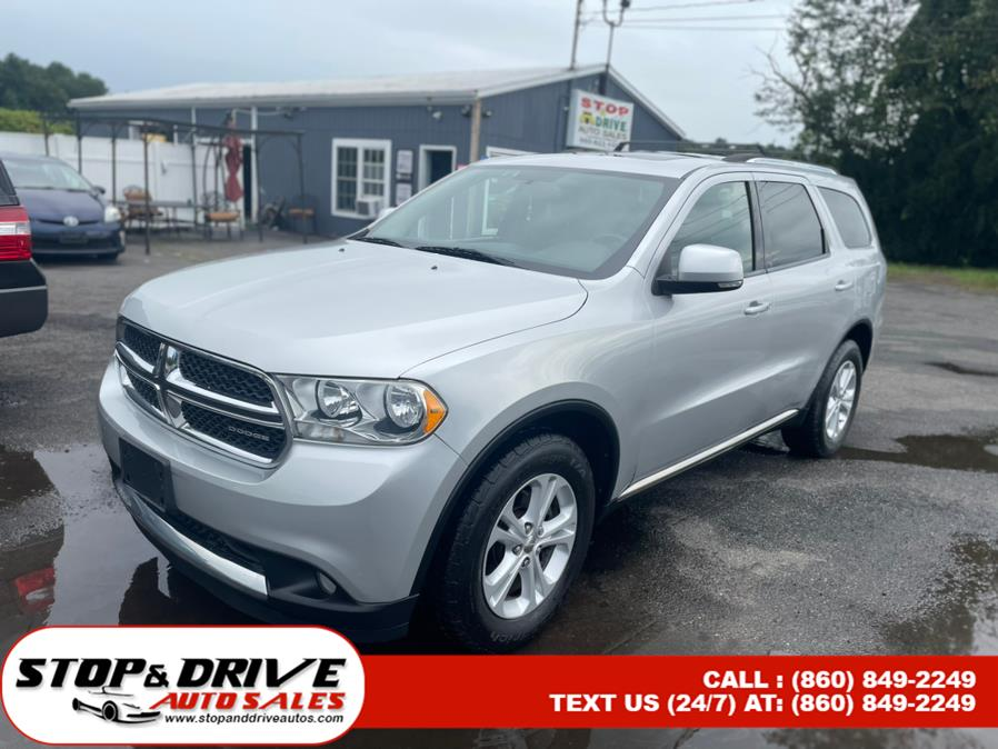Used Dodge Durango AWD 4dr Crew 2011 | Stop & Drive Auto Sales. East Windsor, Connecticut