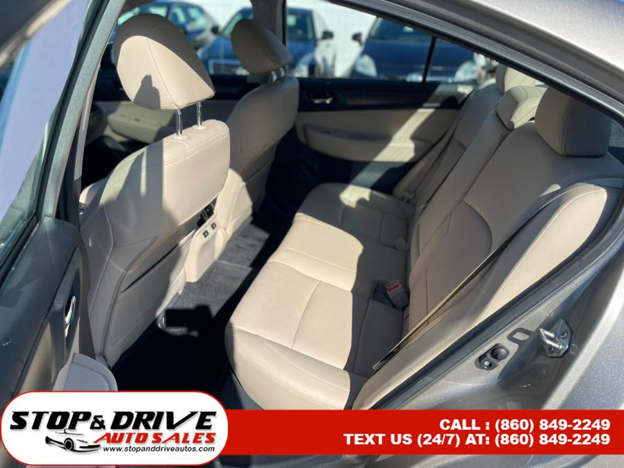 Used Subaru Legacy 4dr Sdn 2.5i Limited PZEV 2015   Stop & Drive Auto Sales. East Windsor, Connecticut