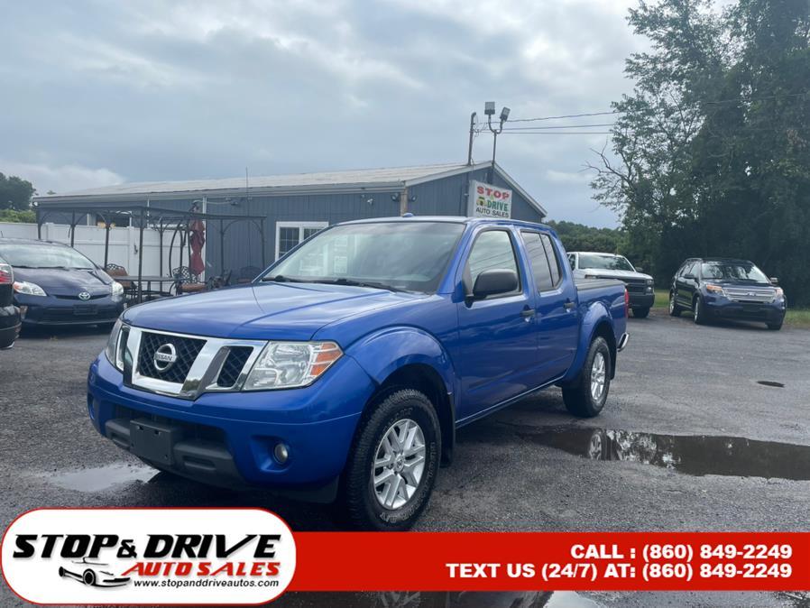 Used 2015 Nissan Frontier in East Windsor, Connecticut | Stop & Drive Auto Sales. East Windsor, Connecticut