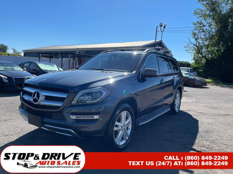 Used 2013 Mercedes-Benz GL-Class in East Windsor, Connecticut | Stop & Drive Auto Sales. East Windsor, Connecticut