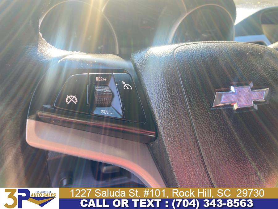 Used Chevrolet Cruze 4dr Sdn Auto 2LT 2014 | 3 Points Auto Sales. Rock Hill, South Carolina
