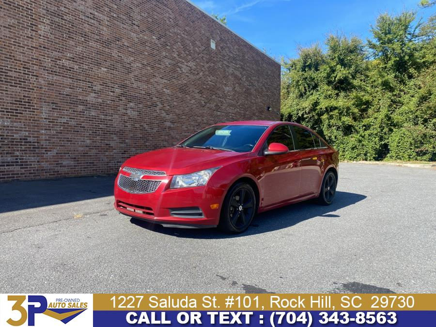 Used 2014 Chevrolet Cruze in Rock Hill, South Carolina | 3 Points Auto Sales. Rock Hill, South Carolina