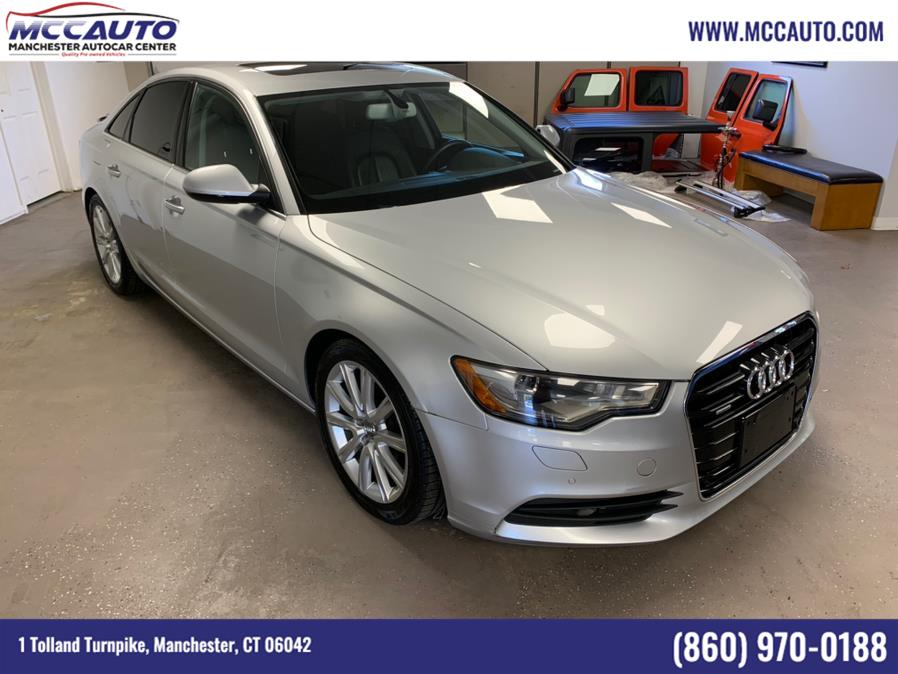 Used 2013 Audi A6 in Manchester, Connecticut | Manchester Autocar Center. Manchester, Connecticut