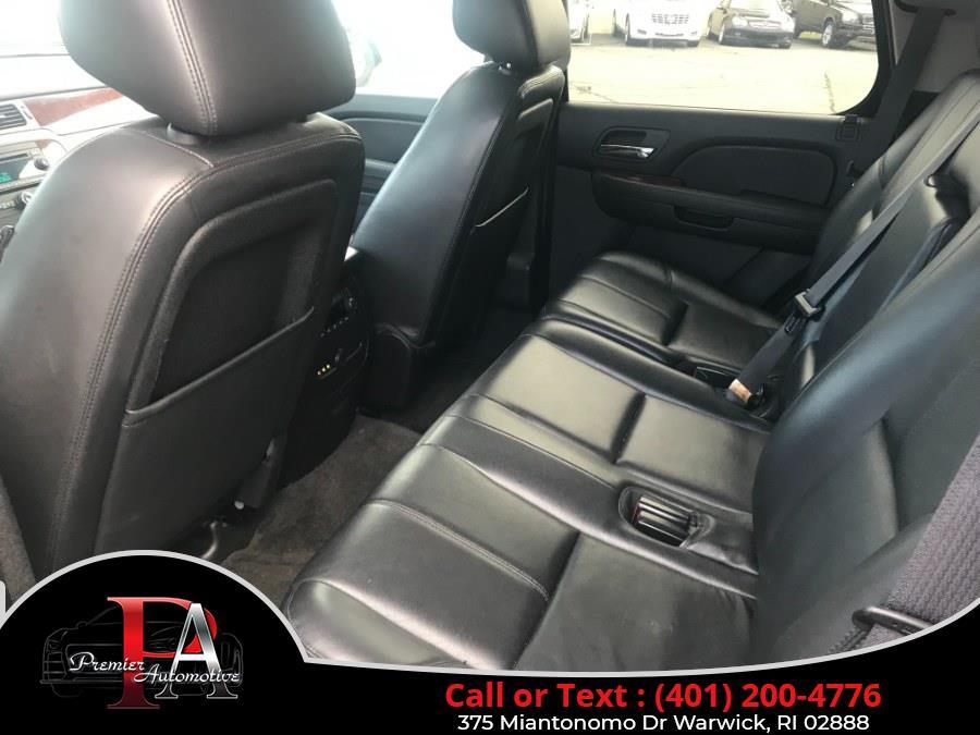 Used Chevrolet Tahoe 4WD 4dr LT 2014 | Premier Automotive Sales. Warwick, Rhode Island